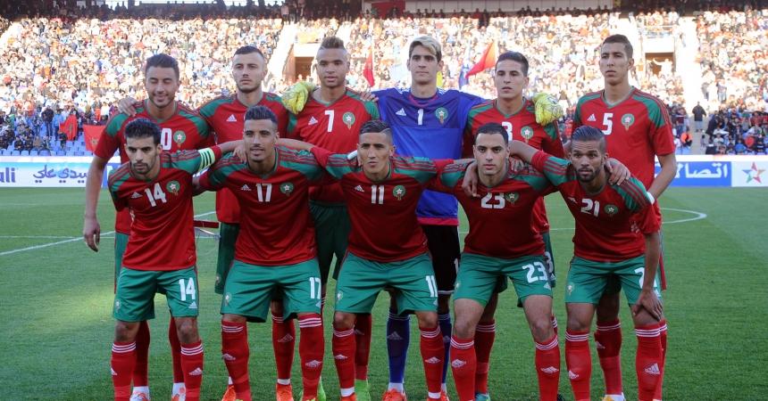 المنتخب الوطني الأول : اللائحة النهائية للأسود لمبارتي هولندا والكاميرون