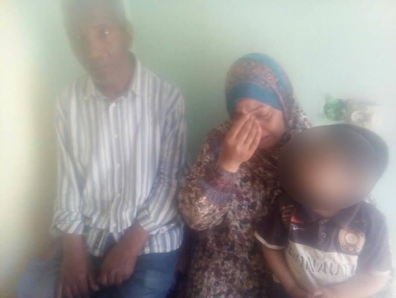 أكادير : أسرة أحد عناصر القوات المساعدة مهددة بالإفراغ و ليس لها مآوى سوى الشارع
