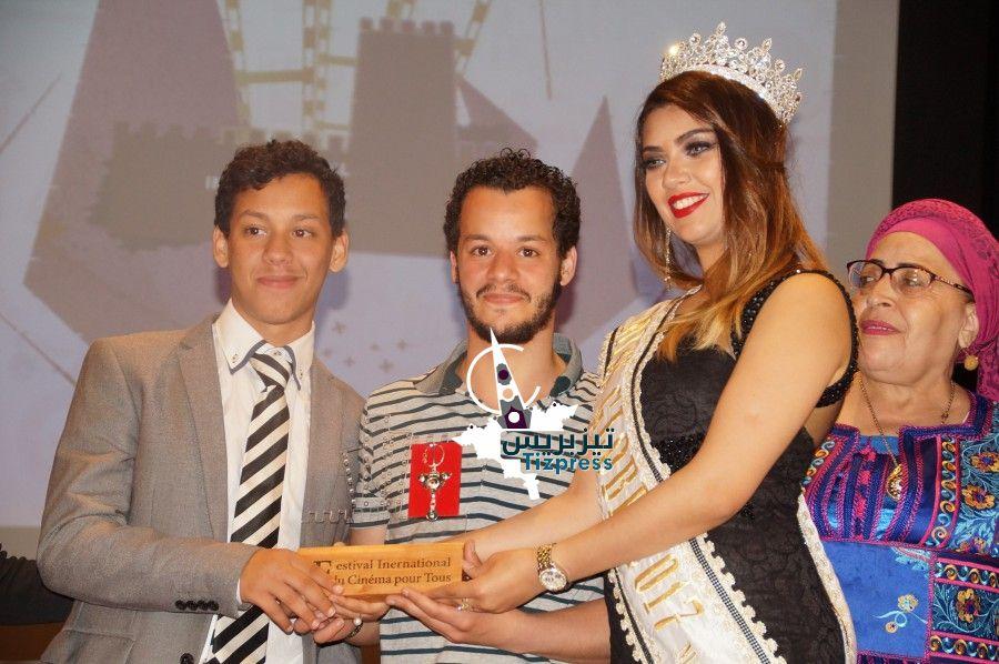 تيزنيت : تصريح للمُتوج بالجائزة  الكبرى للمهرجان الدولي للسينما للجميع في دورته السادسة
