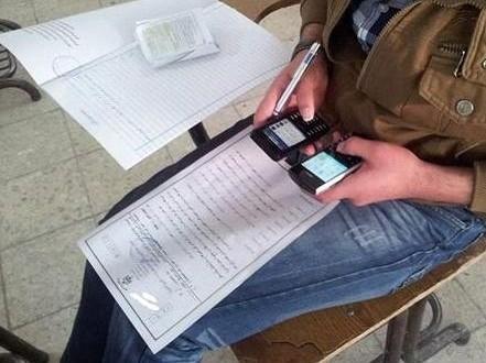 الحكومة تضع ست إجراءات لمحاربة الغش في امتحانات الباكلوريا