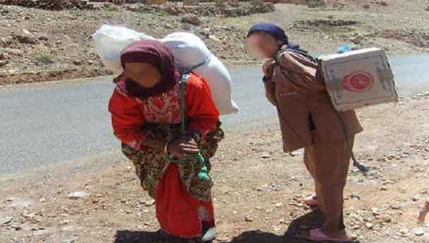 فضيحة : تقرير للأمم المتحدة: المغرب في أسفل التنمية البشرية  وتتجاوزه دول مثل ليبيا والعراق التي تعيش حروبا