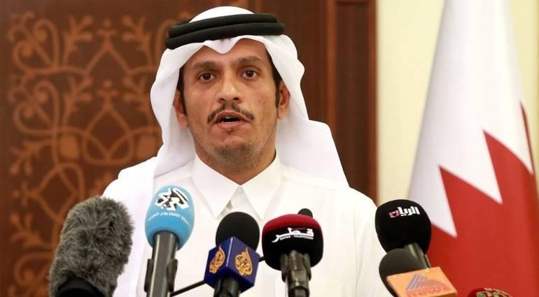 قطر تأسف وتستغرب من قرار السعودية والامارات والبحرين قطع العلاقات الدبلوماسية