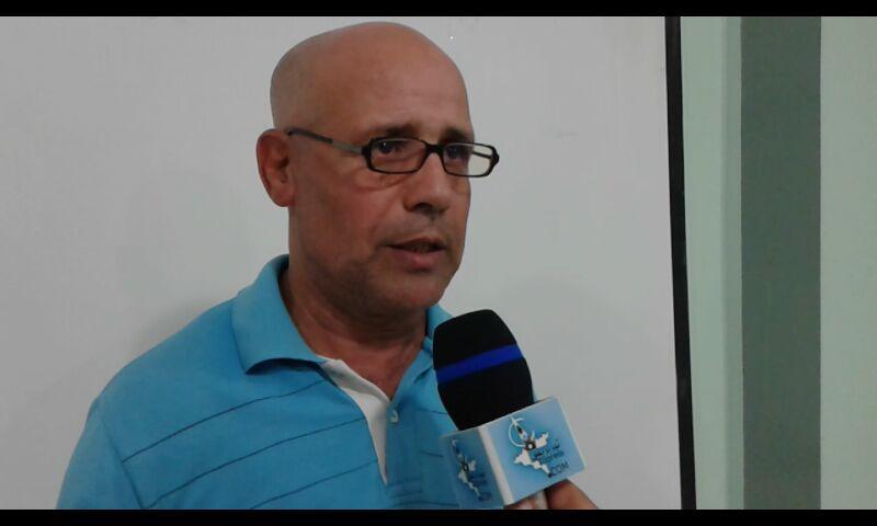 """فيديو : أول تصريح لــ """"علي إدو فقير"""" بعد إنتخابه رئيسا لجمعية مؤطري ومدربي كرة القدم بإقليم تيزنيت"""