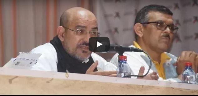 فيديو : أوريد ينتقد بتيزنيت خطة الإصلاح الديني بالمغرب