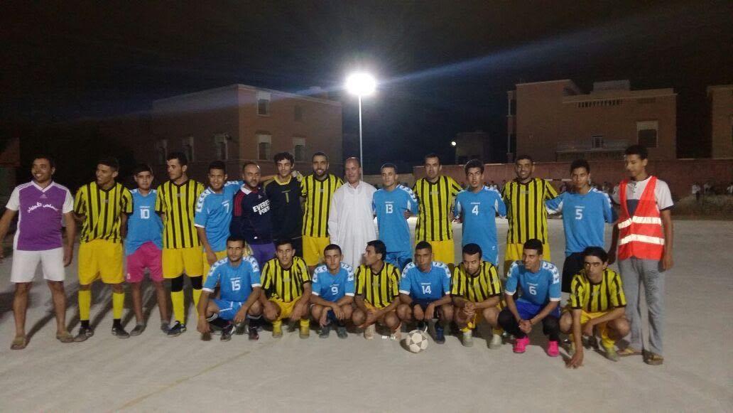 تيغمي: فريق اشبال تيغمي يتوج بطلا لدوري رمضان المبارك لهذه السنة