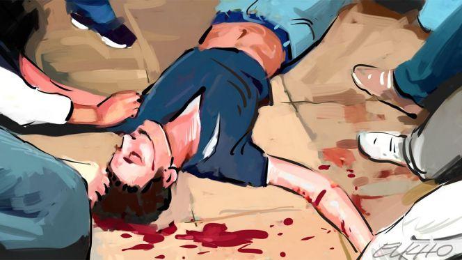 سيدي إفني :الدرك يحقق في جريمة قتل شاب طعناً بالسكين بجماعة تغيرت