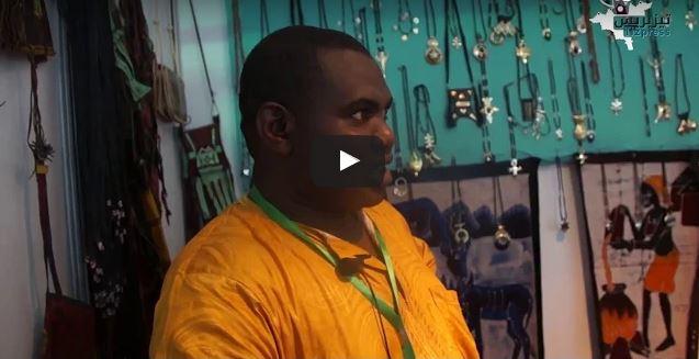 تيزنيت : فيديو ..الحلي التقليدية للطوارق بالنيجير تؤثت معرض تيمزار للفضة