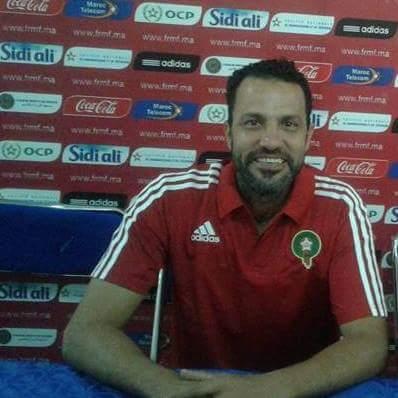 تيزنيت : أمل تيزنيت لكرة القدم يتعاقد مع المدرب أحمد سلايلي