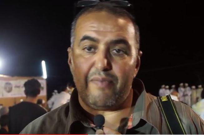 إرسموكن :تصريح خالد العيوض حول مشاركته في اللقاء المفتوح حول السياحة القروية بقبلة وارزميمن