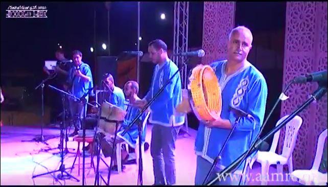 أنزي : مهرجان أنموكار ــ السهرة الختامية