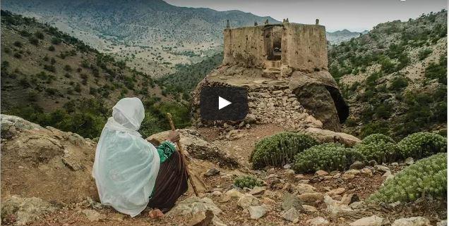 فيديو : إبا صفية ..قصة مأساوية لـ«سيدة عجوز» بأربعاء أيت أحمد