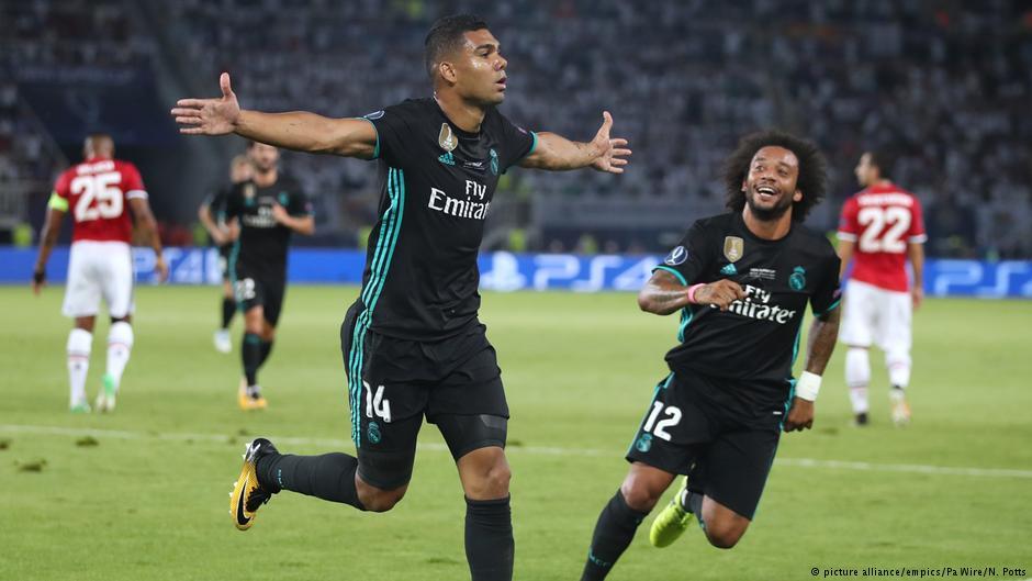 ريال مدريد يتوج بكأس السوبر الأوربية للمرة الرابعة