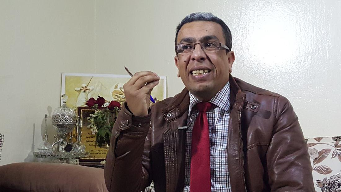 """المهداوي يعلن دخوله في إضراب عن الطعام حتى """"الاستشهاد"""""""