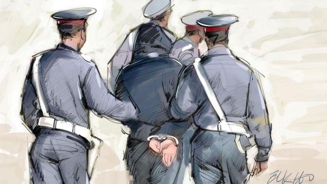 أولاد جرار :اعتقال مجرم خطير من ذوي السوابق العدلية وموضوع مذكرات بحث لضلوعه في عدة جرائم