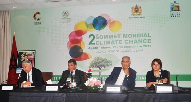 أكادير : انطلاق أشغال الدورة الثانية لقمة المناخ للفاعلين غير الحكوميين