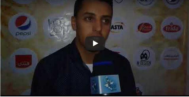 """فيديو :تصريح لــ """" رشيد أكركاض""""  رئيس جمعية تيركانين يتحدث عن مهرجان تيركانين بأنزي"""