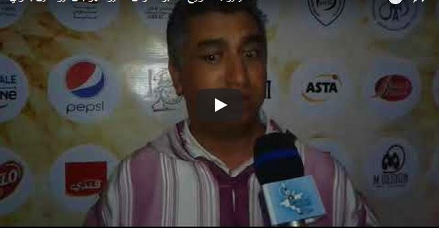 "فيديو : تصريح لــ ""بوحلموش"" مدير مهرجان تيركانين بأنزي"