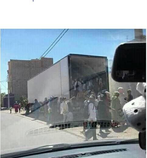 أكاديمية سوس ماسة توضح بخصوص نقل التلاميذ داخل شاحنة تبريد