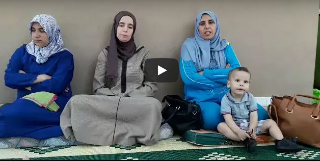 فيديو الاستاذات العالقات بمديرية تيزنيت يوجهن رسالة مفتوحة للوزير