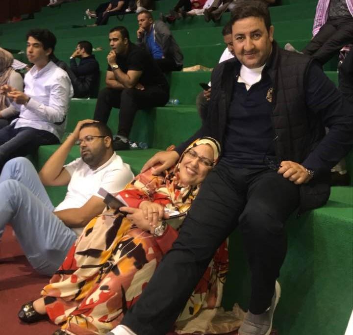 عبد الصمد و زينب قيوح في اللجنة التنفيذية لحزب الاستقلال من جهة سوس (رفقته اللائحة الكاملة)