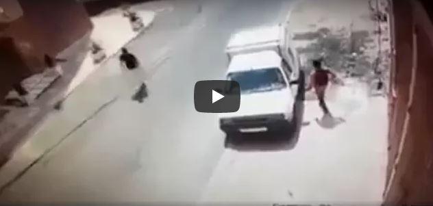 انزكان :كاميرا المراقبة توثق عملية سرقة من طرف طفل
