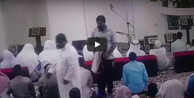 داعية سعودي يفارق الحياة داخل المسجد مباشرةً بعد أدائه صلاة العصر