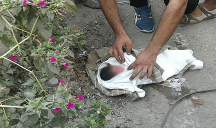 تارودانت :العثور على جثة رضيع وسط شارع بأولاد برحيل
