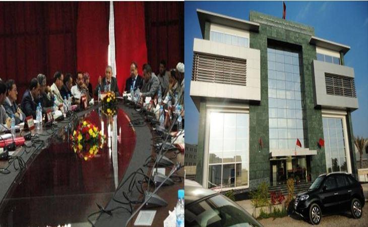 أكادير : انعقاد الدورة العادية الثالثة لمجلس الجمعية العامة للغرفة الفلاحية لجهة سوس ماسة برسم سنة 2017
