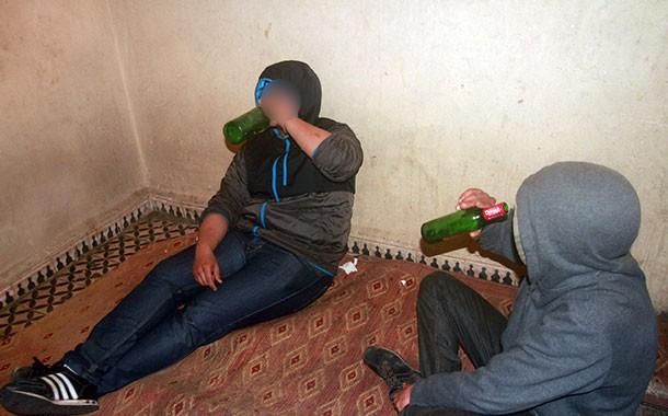 تيزنيت : جلسة خمرية  تتحول الى جريمة قتل شاب عشريني من سيدي بوعبداللي