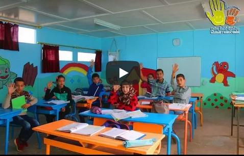 """أكلــــو : المشروع التعليمي التطوعي """"يلاه_نقراو4″ يدخل إصلاحات على فرعية """" سيدي بونوار """""""