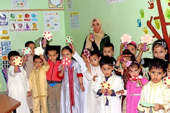 أولاد جرار : جمعية التواصل تحتفل بذكرى المولد النبوي ( صور )