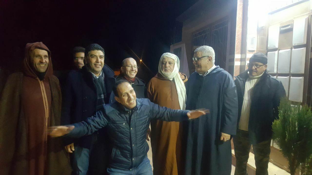 عمالة سيدي افني : انتصار الديموقراطية في بيئة آسنة