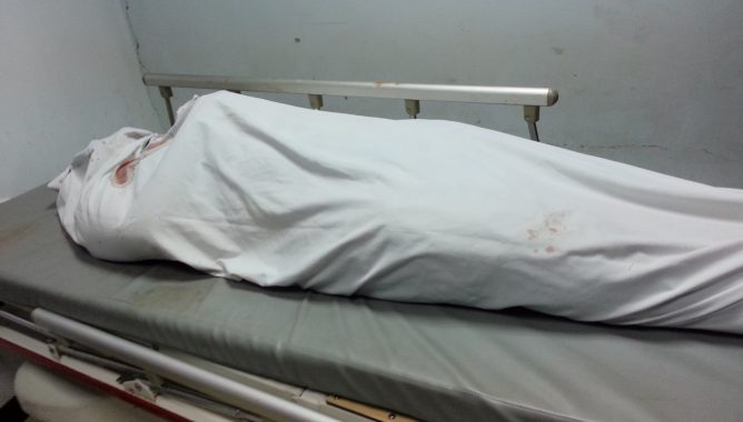 """تيزنيت : اكتشاف جثة في منزل بحي""""إرعمان"""" بعد أن فاحت رائحتها"""