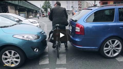 """فيديو : إكتشف برلين عبر الدراجة الهوائية مع """"عبدالرحمان الرائس"""""""