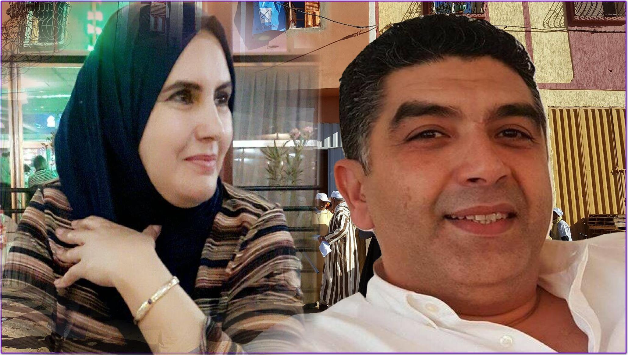 """أمينة أنجار : إنتصار مشارك في سيدي إفني """"  استحقاق له معنى   """""""