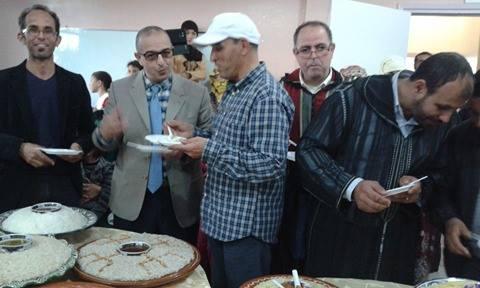 بلاغ جماعة تيزنيت احتفالا بحلول السنة الأمازيغية 2968