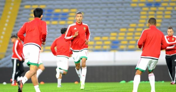 المنتخب المغربي المحلي يتفوق على نظيره الكاميروني وديا