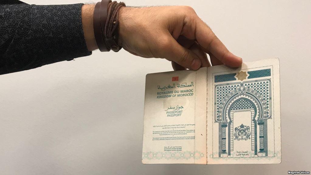 """صـــورة : هذا هو """"تنبر 500 درهم"""" الجديد لجواز السفر"""