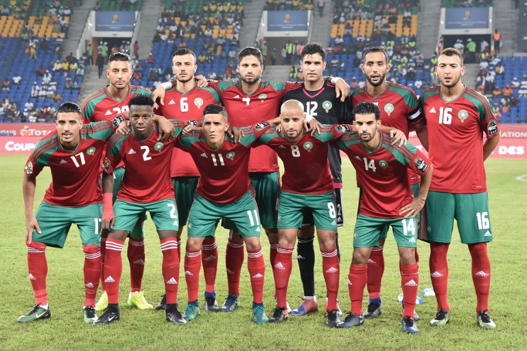 """المنتخب المغربي يقفز في تصنيف """"فيفا"""""""