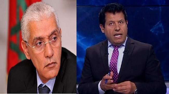 فيديو : صحافي تونسي مشهور يهاجم الوزير الطالبي العلمي بسبب صلاة الفجر