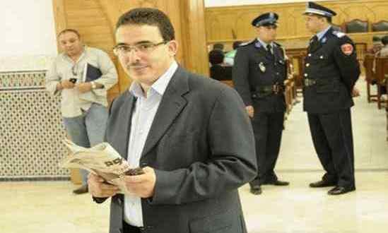 توقيف توفيق بوعشرين مدير نشر يومية أخبار اليوم