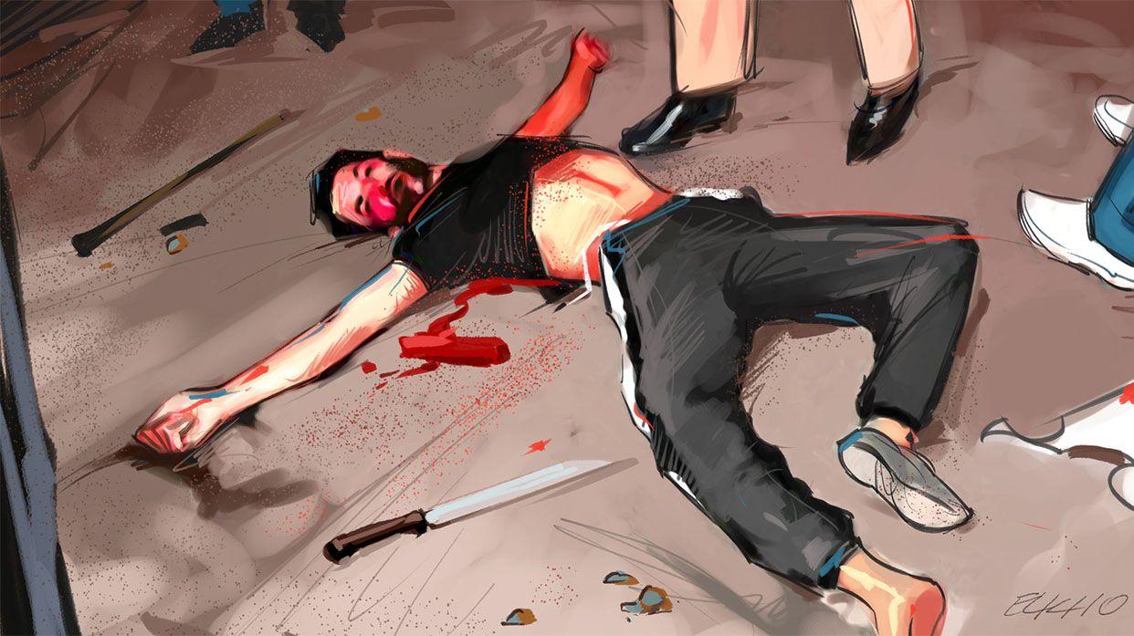 طانطان : شاب يقتل زوج أخته بعد خلاف عائلي