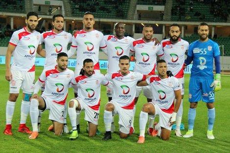 """الحسنية ينهي البطولة في المركز الثالث ويضمن المشاركة في كأس """"كاف"""" الموسم القادم"""