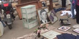 بيع-أثاث-وصور-رموز-حزب-الاستقلال-في-جوطية-سلا..والحزب-يوضح