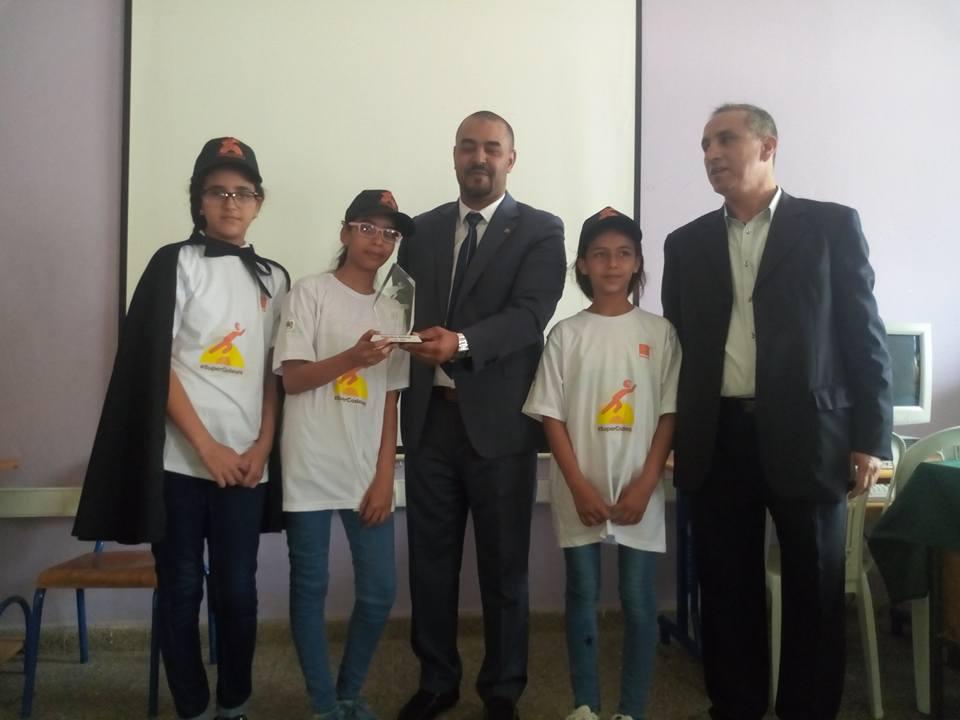 أكادير : مدرسة المجاهدين تفوز بلقب المسابقة الوطنية للبرمجة