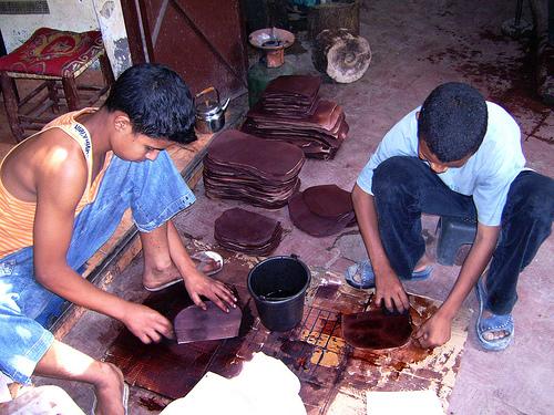 مندوبية التخطيط: 162 ألف طفل مغربي يزاولون أعمالا خطيرة
