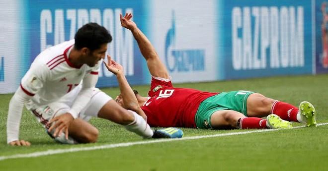 مرابط يطمئن المغاربة على صحته ويؤكد أنه غادر المستشفى
