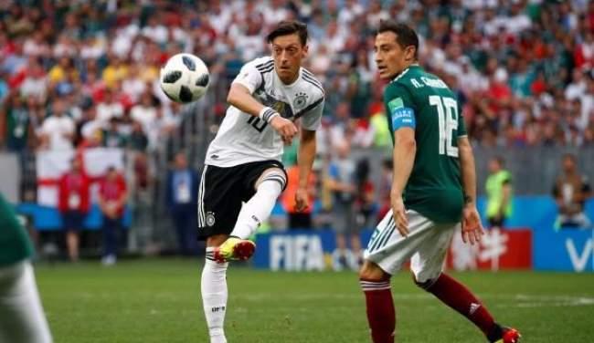 المكسيك تفجر مفاجأة كبرى وتطيح ببطل العالم ألمانيا