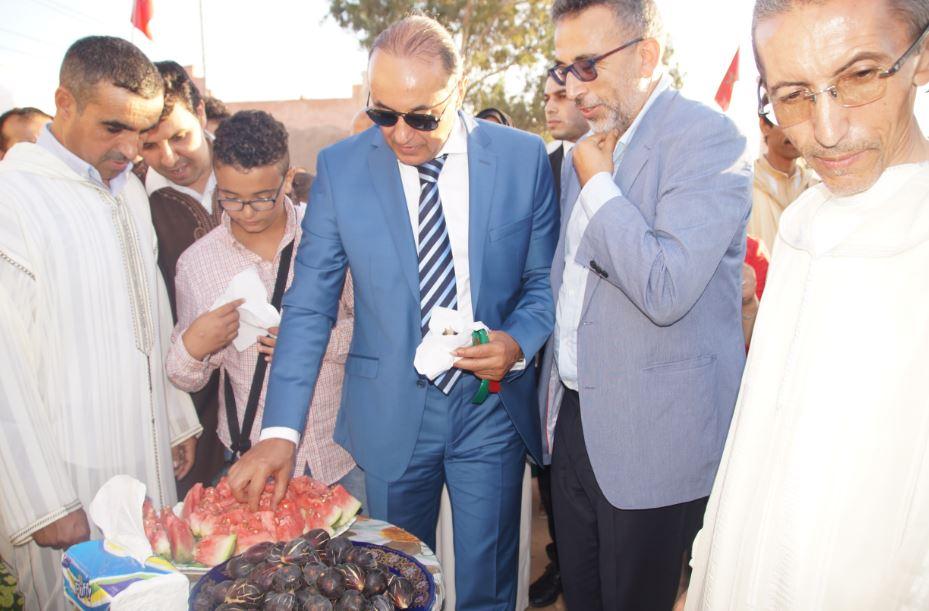 بلاغ صحفي : مهرجان دلاح إرسموكن يعلن عن موعد دورته الثالثة