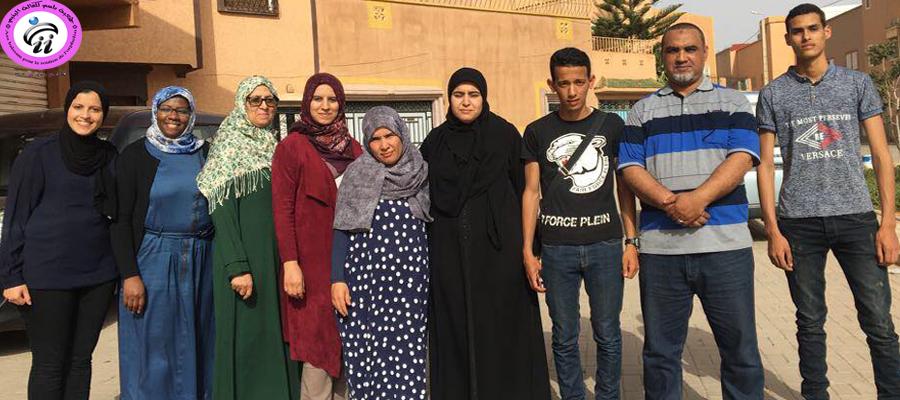 تيزنيت : انتخاب مكتب جديد لجمعية بلسم لكفالة اليتيم